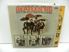 THE BEATLES-BEATLES '65 1st Pressing MONO T 2228 VG/FINE