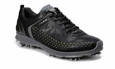 ECCO 2016 Mens Biom G2 Hybrid Black/Transparent Waterproof Leather Golf Shoes