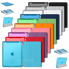 Magnetic Ultra Slim Smart Leather Case Cover Sleep Wake For iPad Air 4 3 2 Mini