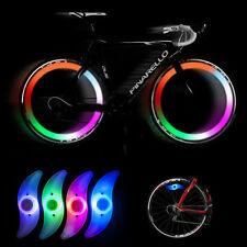 High quality Bike Bicycle Cycling Spoke Wire Tire Tyre Wheel LED Bright Light