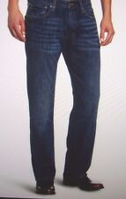 New Lucky Brand 221 Original Straight leg Low Rise Slim Fit jeans 38 x 34