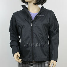"New Boys Columbia ""Wind Winner"" Omni-Shield Hooded Rain Jacket"