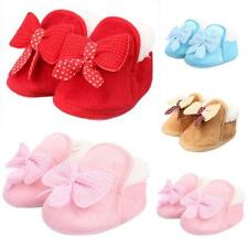 Cute Infant Baby Girls Boys Shoes Walking Toddler Shoes Soft Boots 3-12months