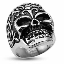 """Men's Women's Ring """"Animal Skull"""" 7 Size Stainless steel - JEWELRY by ALLFORYOU"""