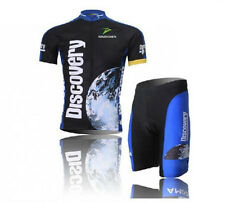 XINZECHEN Cycling Jersey Bike Clothing Short Sleeve + Pant Short Set Discovery