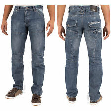 MENS BRAND NEW JEANS IN STONEWASH COLOUR STRAIGHT LEG ALL SIZES 28 TO 48