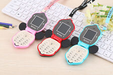 Latest Mickey Style Mini Cute Child's Mobile Cell Phone Quad Band Best Xmas Gift
