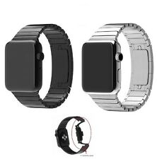 Stainless Steel Watch Band Link Bracelet Strap for Apple Watch Series 1 & 2 42mm