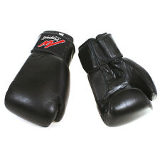 Playwell Promotional Boxing Gloves With Free Hand Wraps BLUE Sparring Training