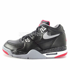 Nike Air Flight 89 [306252-026] NSW Basketball Black/Cement Grey-Red