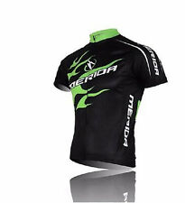 2016 Cycling Clothing Bike Bicycle short sleeve Green Fire cycling jersey TOP
