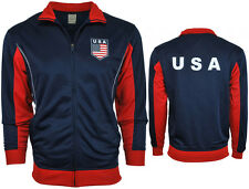 Fifa USA Track Jacket Soccer United States US 2015-2016 Official Rhinox