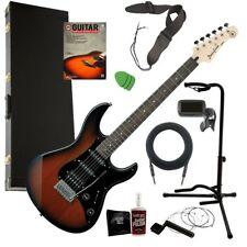 Yamaha Pacifica PAC012 Electric Guitar - Sunburst COMPLETE GUITAR BUNDLE