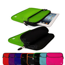VG Neoprene Protector Sleeve Cover Carry Case for Acer Iconia Tab A500 10.1""