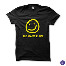 The Game is on tshirt - Sherlock Holmes, Moriarty, Benedict Cumberbatch