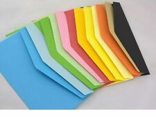 220x 110mm Envelopes for Greeting Cards Invitations Weddings Christenings Birth