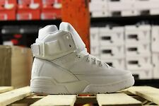 EWING ATHLETICS 33 HI TRIPLE WHITE LEATHER SZ 5-16 BRAND NEW 1EW90124-100