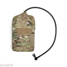 ELITE OPS SMALL MOLLE HYDRATION CARRIER 1.5L HYDRATION POUCH MULTICAM COYOTE TAN