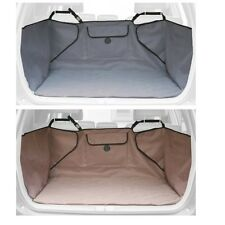 Waterproof Car Cargo Cover Protector Seat Pet Hair Dog SUV Travel Quilted Liner
