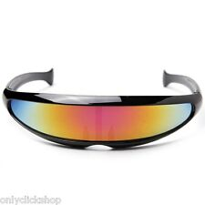 2Pcs Outdoor Sport Cycling Bicycle Goggles Bike Glasses Eyewear Sunglasses Lens
