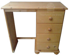 HANDMADE SOLID PINE CHESHUNT DRESSING TABLE - ASSEMBLED - NO FLATPACK