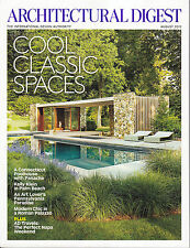 ARCHITECTURAL DIGEST - August 2012 - Very Fine