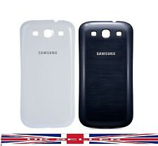 New Genuine Original Samsung Galaxy S3  GT-i9300 Replacement Battery Back Cover