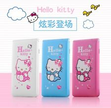 1800mAh Flip Cute Hello Kitty Student Child Girls Cell Phone Mobile Mp3 Camera
