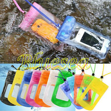 Dry Mobile Cell Phone Waterproof Bag Underwater Case Cover Swimming Beach Pouch