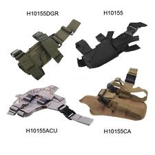 Outdoor Portable Hunting Puttee Thigh Leg Pistol Gun Holster Pouch Q4QB
