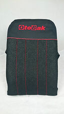 OtoBak Backrest with Inflatable Lumbar Support