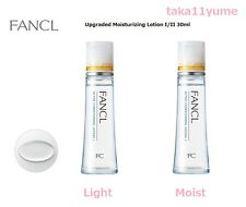 FANCL Japan Active Conditioning Basic Lotion Light or Moist No Additives New
