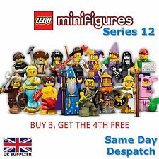 Lego Minifigures Series 12 NEW 71007 *PICK ANY ONE *Choose Your Mini Figure