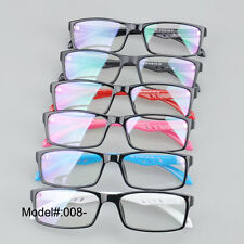 008 Unisex PC colorful light comfortable RX spectacles optical eyewear frame