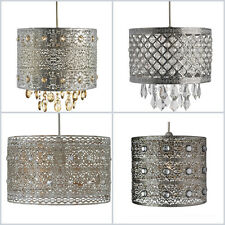 Shabby Chic Moroccan Light shade Pendant Ceiling light