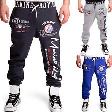 Men's Jogging Pants Tracksuit Bottoms Sports Shorts Running Casual Trousers New