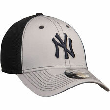 New York Yankees Hat Team Front Neo Classic 39THIRTY Stretch Fit Cap  New Era
