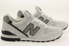 NEW $170 New Balance Men 996 Heritage M996CFIS - Made In USA gray clay navy M996