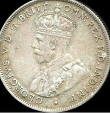King George 5th 2 Two Shillings 1 Florin 1910 - 1936