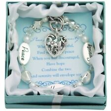 Expressively Yours Bracelet - Dream, Believe, Achieve or Peace, Hope, Serenity