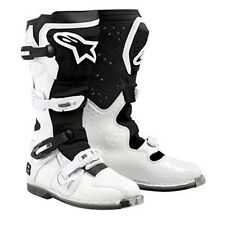 Alpinestars AYC Tech 8 Light ATV Offroad Motocross Dirt Boot White Black 7 9 12