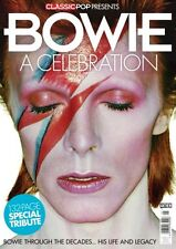 David Bowie Starman 1947-2016 Souvenir Classic Pop A Celebration Magazine NEW