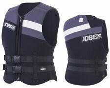 NEW Jobe Progress Neo Vest Mens Buoyancy Aid Jetski Boat Wakeboard Kayak - Black