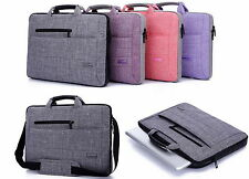 """Laptop Notebook Sleeve Carry Case Cover Bag For 15.6""""15 inch HP Lenvoe Dell"""