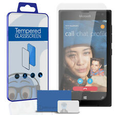 Premuim Tempered Glass LCD Screen Protector For Microsoft Lumia 435