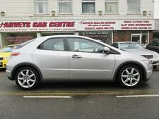 2007 57 HONDA CIVIC 1.8 I-VTEC SPORT I-SHIFT 5D AUTO 139 BHP