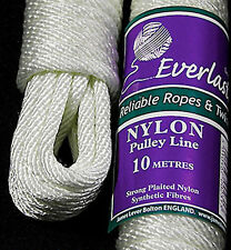 EVERLASTO NYLON PULLEY LINE - Various Lengths