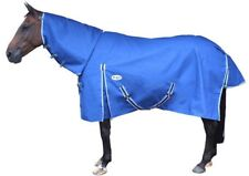 CARIBU 17oz Unlined Canvas Combo Horse Rug, Corespun Technology. All Sizes Avail