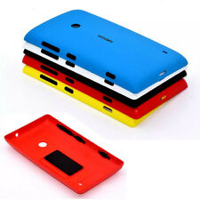 New Back Housing Replacement Battery Cover Door Case Part For Nokia Lumia 520