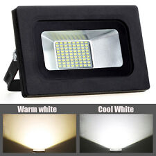 15W SMD LED Flood Light Cool/Warm White Lamp Outdoor Security Garden Light IP65